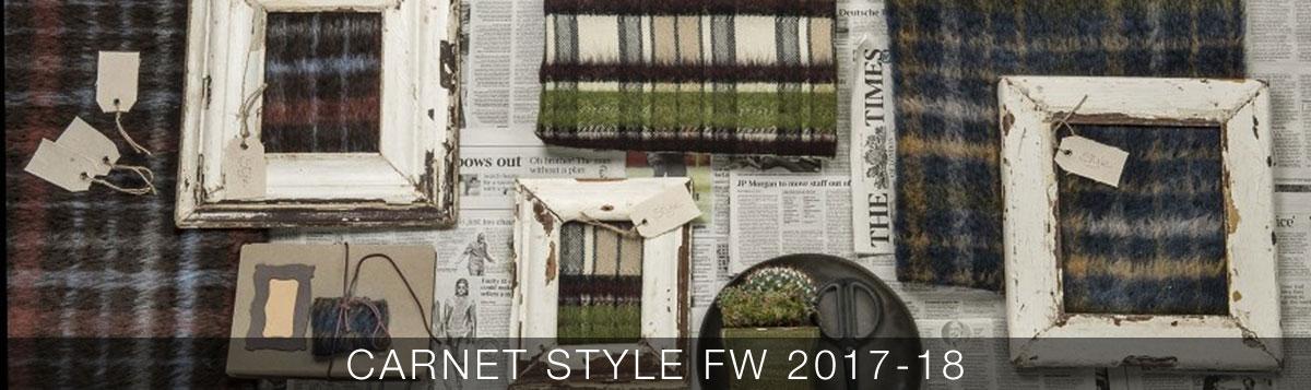 Carnet Style fw 2017-18