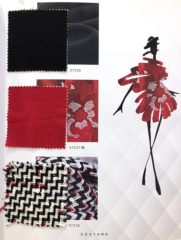 CARNET COUTURE<br>SS 2018